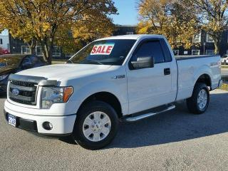 Used 2013 Ford F-150 STX V6 RWD for sale in Cambridge, ON