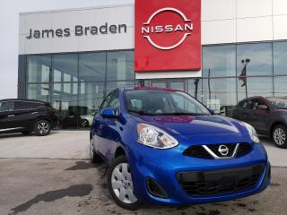 Used 2016 Nissan Micra SV S for sale in Kingston, ON