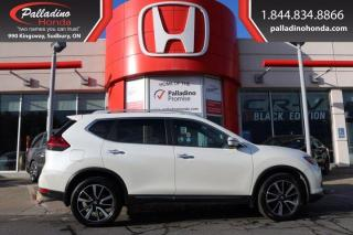 Used 2017 Nissan Rogue SV for sale in Sudbury, ON