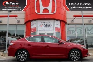 Used 2018 Acura ILX A-Spec-CERTIFIED-LOW KM-CLEAN for sale in Sudbury, ON