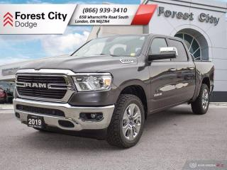 Used 2019 RAM 1500 Big Horn for sale in London, ON