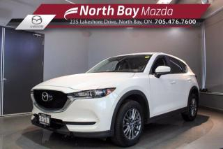 Used 2018 Mazda CX-5 GS AWD  - Click Here! Test Drive Appts Available! for sale in North Bay, ON
