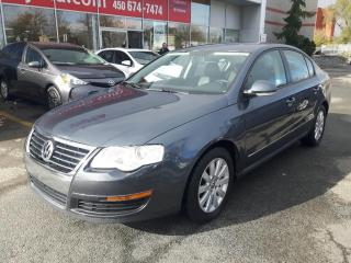 Used 2009 Volkswagen Jetta PASSAT for sale in Longueuil, QC