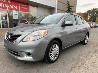 Used 2013 Nissan Versa for sale in Longueuil, QC