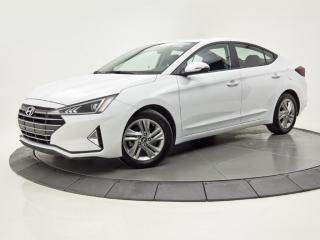 Used 2020 Hyundai Elantra PREFERRED JAMAIS ACCIDENTÉ APPLE CAR PLAY for sale in Brossard, QC