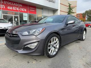 Used 2014 Hyundai Genesis Coupe  GENESIS TURBO for sale in Longueuil, QC