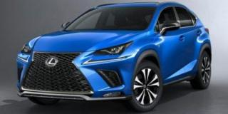 New 2021 Lexus NX 300 F Sport Series 2 for sale in Edmonton, AB