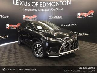 Used 2020 Lexus RX 350 Premium Package for sale in Edmonton, AB