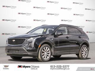 Used 2021 Cadillac XT4 AWD Sport for sale in Ottawa, ON