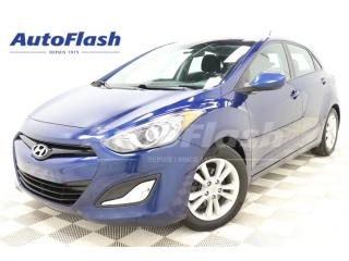 Used 2013 Hyundai Elantra GT GLS *M6 *Bluetooth *Toit-Ouvrant/Sunroof for sale in St-Hubert, QC