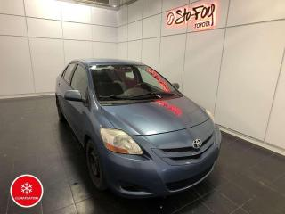 Used 2008 Toyota Yaris BERLINE - A/C for sale in Québec, QC