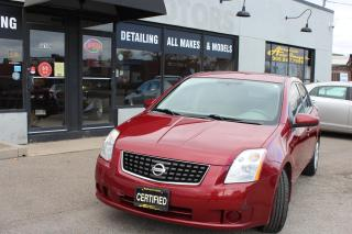 Used 2008 Nissan Sentra 2.0 S,2.0 S for sale in Oakville, ON