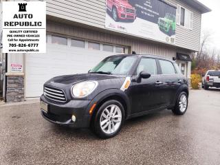 Used 2013 MINI Cooper Countryman for sale in Orillia, ON