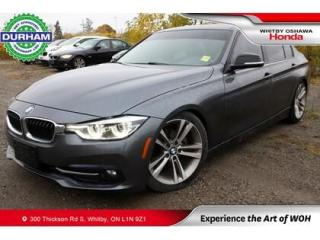 Used 2017 BMW 3 Series 4dr Sdn 320i xDrive AWD for sale in Whitby, ON