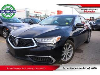 Used 2018 Acura TLX Base for sale in Whitby, ON