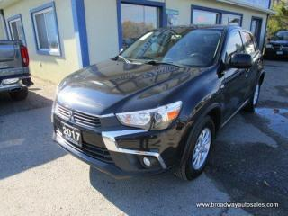 Used 2017 Mitsubishi RVR ALL-WHEEL CONTROL SE EDITION 5 PASSENGER 2.0L - DOHC.. HEATED SEATS.. BACK-UP CAMERA.. BLUETOOTH SYSTEM.. TOUCH SCREEN DISPLAY.. KEYLESS ENTRY.. for sale in Bradford, ON