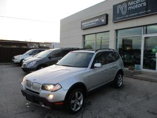 Used 2009 BMW X3 30i for sale in Oakville, ON