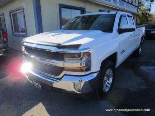 Used 2019 Chevrolet Silverado 1500 LIKE NEW LD-TRUE-NORTH-EDITION 6 PASSENGER 5.3L - V8.. 4X4.. QUAD-CAB.. SHORTY.. TRAILER BRAKE.. BACK-UP CAMERA.. BLUETOOTH.. KEYLESS ENTRY.. for sale in Bradford, ON
