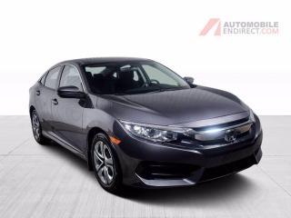 Used 2017 Honda Civic LX A/C CAMERA DE RECUL for sale in St-Hubert, QC