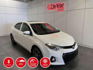 Used 2016 Toyota Corolla S - TOIT OUVRANT - MAGS for sale in Québec, QC