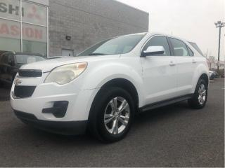 Used 2011 Chevrolet Equinox LS+MAGS 17A/C+BLUETOOTH+GROUPE ELECTRIQUE+++ for sale in St-Hubert, QC