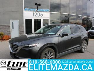 Used 2020 Mazda CX-9 GS-L for sale in Gatineau, QC