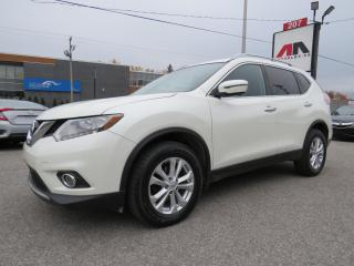 Used 2016 Nissan Rogue AWD SV TECH PACK NAVIGATION CAMERA 360 PDC MAGS for sale in St-Eustache, QC