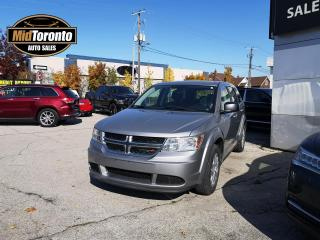 Used 2015 Dodge Journey SE | Canada Value Pkg | One Owner | No Accidents | Dodge Dealership Serviced for sale in North York, ON