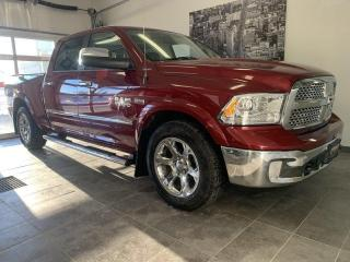 Used 2015 RAM 1500 Laramie Trail Tow Package, Sunroof for sale in Steinbach, MB
