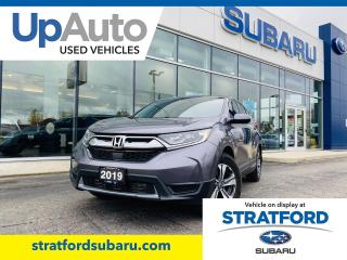 Used 2019 Honda CR-V LX AWD for sale in Stratford, ON