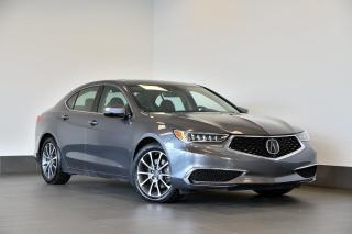Used 2019 Acura TLX V6 SH-AWD  ** Pneus hivers inclus  ** for sale in Ste-Julie, QC