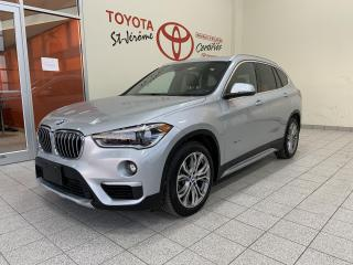 Used 2016 BMW X1 * AWD * xDrive28i * HUD * NAV * TOIT PANO * CUIR * for sale in Mirabel, QC