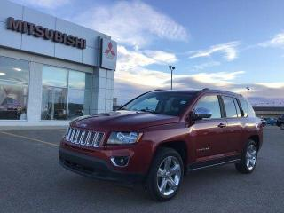 Used 2015 Jeep Compass High Altitude for sale in Lethbridge, AB