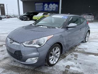 Used 2016 Hyundai Veloster 3dr Cpe Auto,A/C,CRUISE,BLUETOOTH for sale in Mirabel, QC