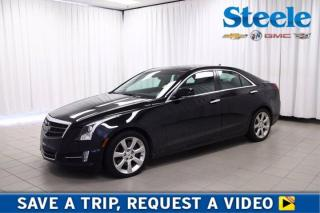 Used 2013 Cadillac ATS Luxury for sale in Dartmouth, NS