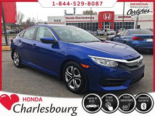 Used 2017 Honda Civic LX**AUTOMATIQUE**8305 KM** for sale in Charlesbourg, QC