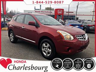 Used 2012 Nissan Rogue S 2RM **49 908 KM** for sale in Charlesbourg, QC