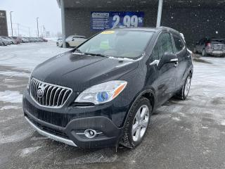 Used 2016 Buick Encore FWD 4dr Leather,A/C,CRUISE,TOIT,MAGS +++ for sale in Mirabel, QC