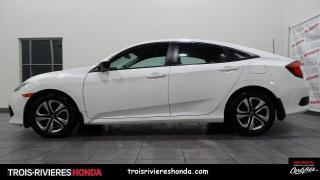 Used 2018 Honda Civic LX + BAS KILO + BLUETOOTH + DEMARREUR ! for sale in Trois-Rivières, QC