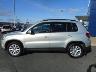 Used 2011 Volkswagen Tiguan S 4Motion for sale in Halifax, NS