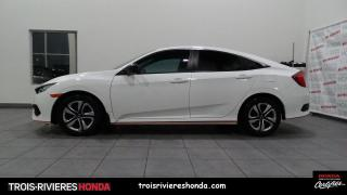 Used 2017 Honda Civic DX + MANUELLE + BLUETOOTH + CAMERA ! for sale in Trois-Rivières, QC