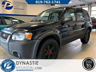 Used 2006 Ford Escape XLT for sale in Rouyn-Noranda, QC