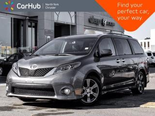 Used 2017 Toyota Sienna SE 8 Passenger Heated Seats Backup Camera Bluetooth/CD for sale in Thornhill, ON