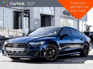 Used 2019 Audi A7 Sportback Technik Quattro Bang & Olufsen 360 & Backup Cameras for sale in Thornhill, ON