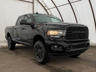 New 2020 RAM 2500 Big Horn BIG HORN CREW CAB NIGHT EDITION 4X4 for sale in Ottawa, ON