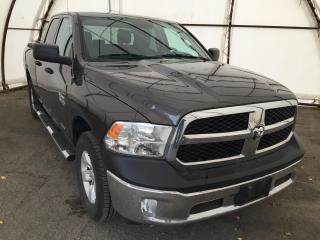 Used 2014 RAM 1500 ST 6 PASSENGER SEATING, FRONT FOG LAMPS, 5.0 TOUCHSCREEN for sale in Ottawa, ON