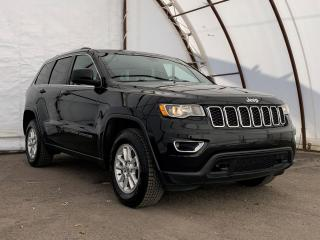 Used 2018 Jeep Grand Cherokee Laredo FACTORY REMOTE STARTER, TRAILER TOW GROUP, HEATED SEATS, REVERSE CAMERA for sale in Ottawa, ON