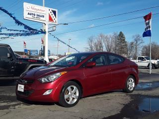 Used 2012 Hyundai Elantra GLS for sale in Welland, ON