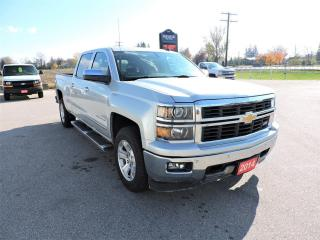 Used 2014 Chevrolet Silverado 1500 LTZ Crew 5.3L 1 owner for sale in Gorrie, ON