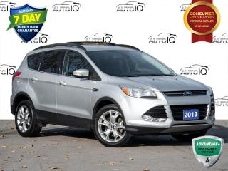 Used 2013 Ford Escape SEL TECH PACKAGE | AFFORDABLE SUV for sale in St Catharines, ON